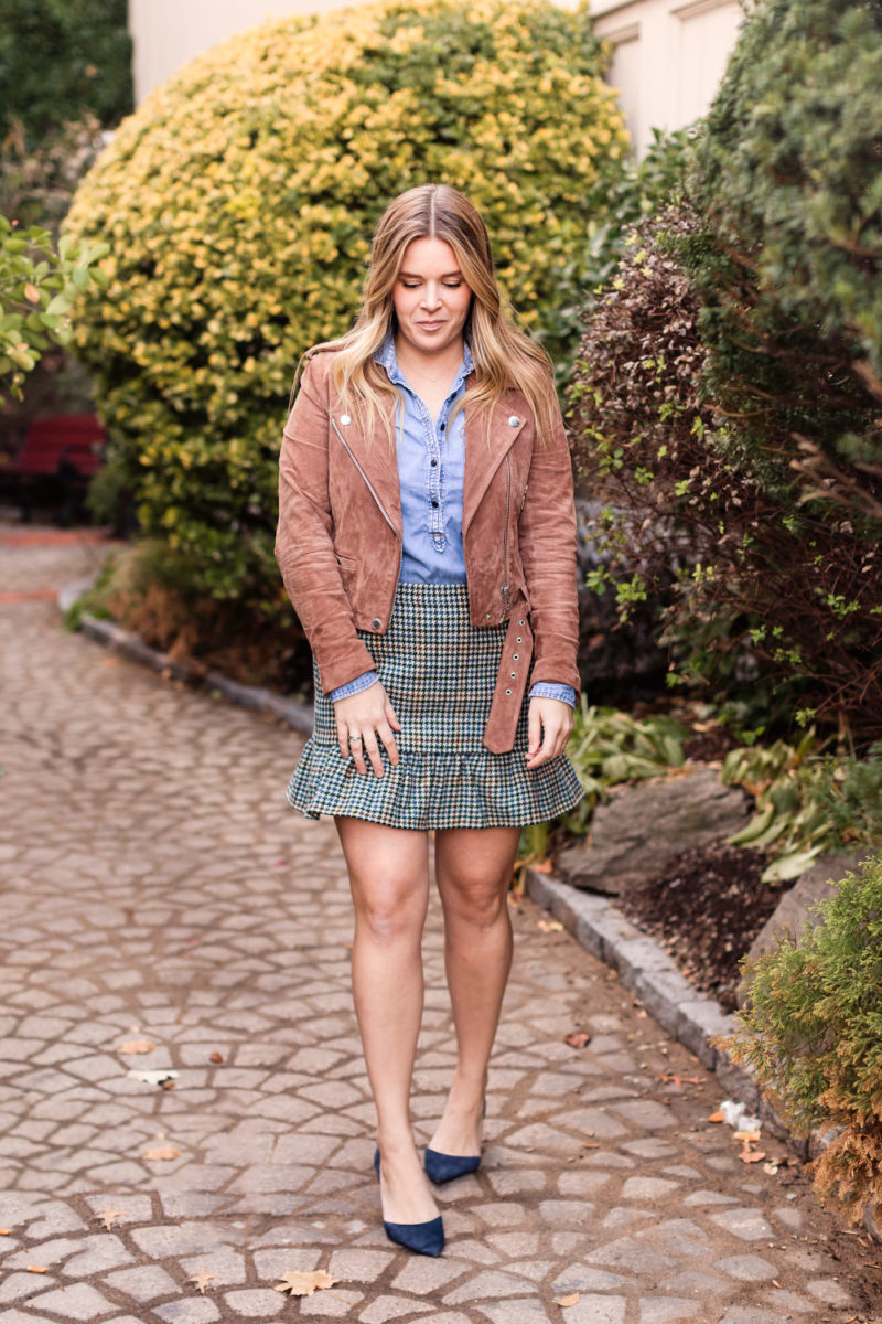 Thanksgiving Outfit Ideas - Emily Lucille