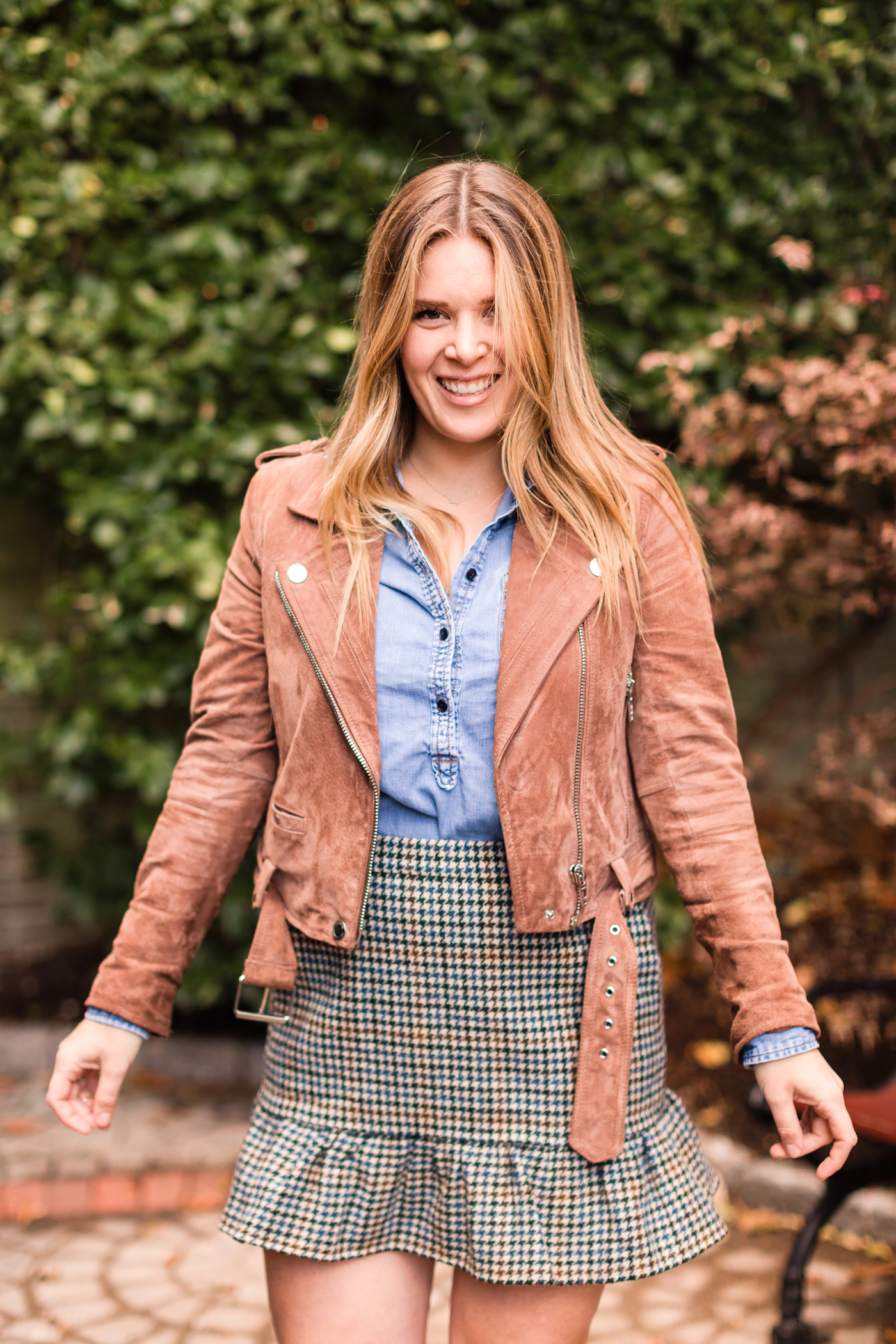 Two Thanksgiving Outfit Ideas