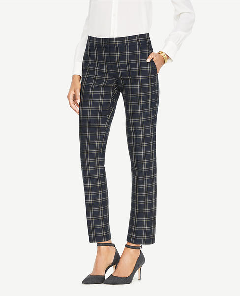 10 Fun and Festive Pairs of Holiday Pants - Emily Lucille