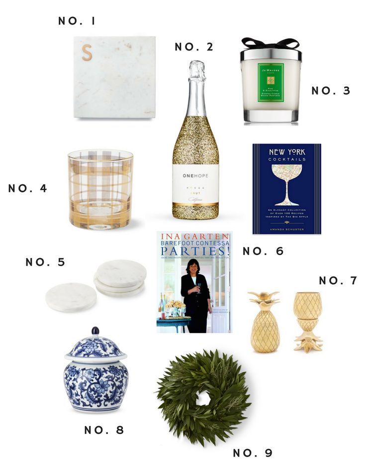 Holiday Hostess Gifts - Emily Lucille